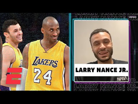 Larry Nance Jr. talks playing with Kobe and LeBron | Highlights with Omar
