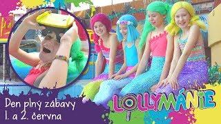 Lollipopz - Víkend plný zábavy 1. a 2. června v Aquapalace Praha