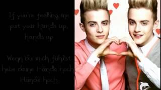 Jedward- Young Love [Lyrics + German Translation]