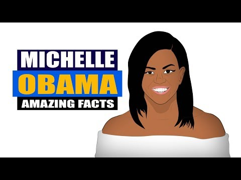 Michelle Obama Fun Facts For Students | Biography | Black History Month
