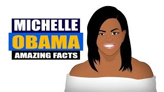 Michelle Obama fun facts for kids | Biography | Black History Month