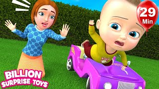 Teach Safety Rules for kids | +More Nursery Rhymes & Kids Songs | Learn with BST