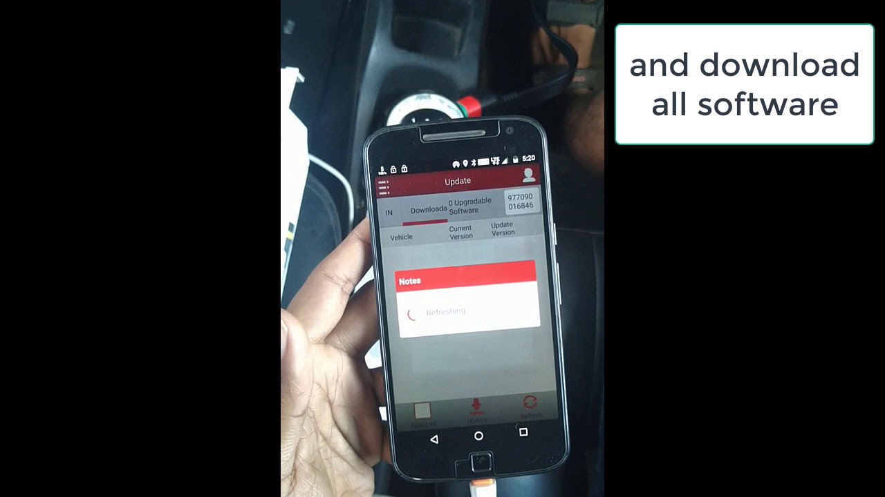 ✅ Launch EasyDiag 3.0 PLUS statt Easydiag 2.0 X431 EASY DIAG für Android ✅