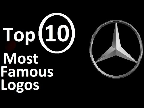 top 10 most famous brand logos of all time youtube