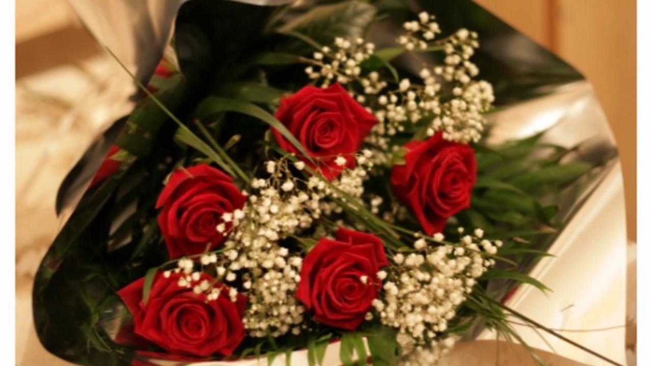 Mazzo Di Fiori X San Valentino.I Fiori Protagonisti Per San Valentino Youtube