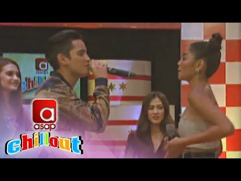 ASAP Chillout: James and Nadine perform 'IL2LU'