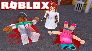 ALLY'S DOLL - A Roblox Horror Story