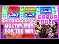 RENO Group Slot Pull ✦ HIGH LIMIT $200/Person ✦ Brian Christopher Slots