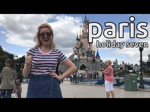 paris vlog | how to get a disneyland worker fired