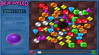 A completely normal Bejeweled Deluxe savegame with absolutely no screwing around whatsoever