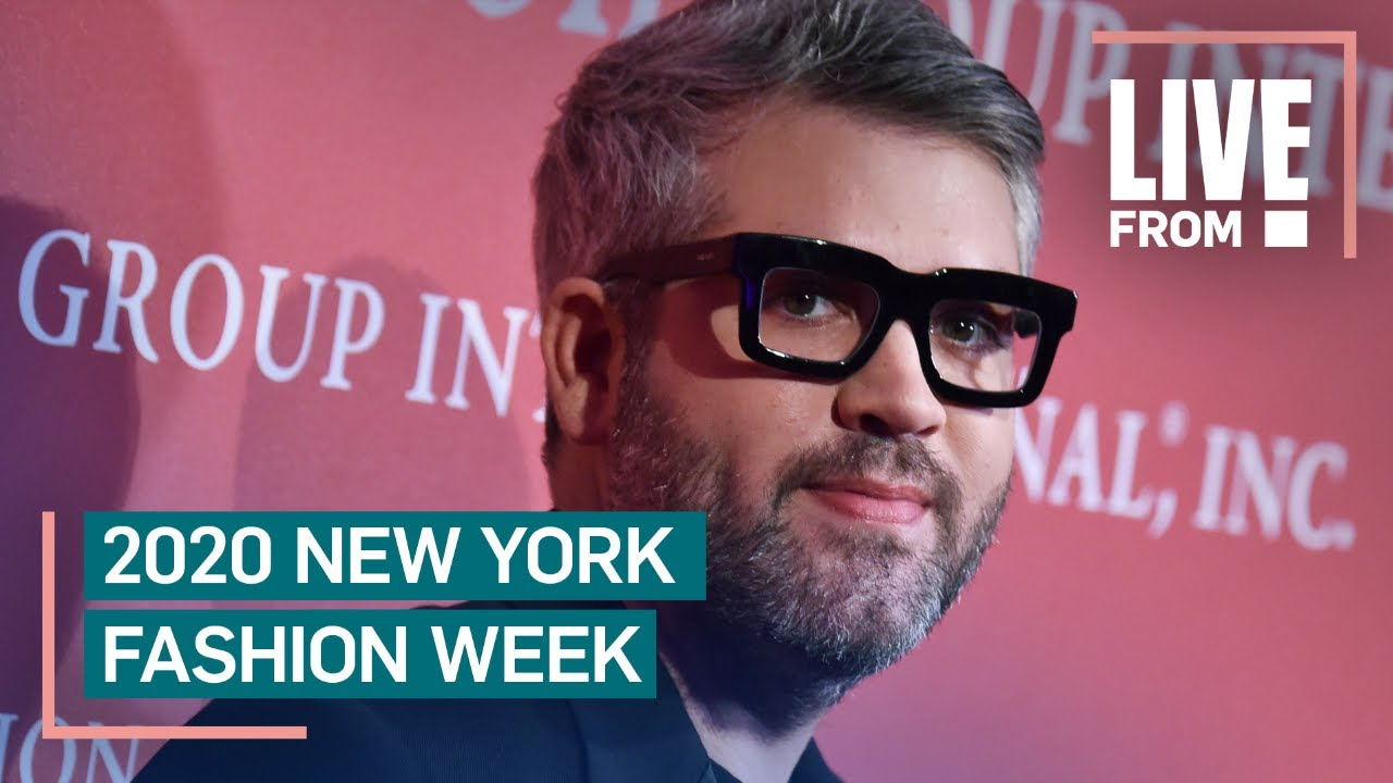 Brandon Maxwell Talks Gaga, Dressing Michele Obama & More | NYFW | E! Red Carpet & Award Shows