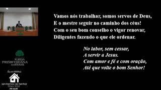 Culto Vespertino 19/04/2020