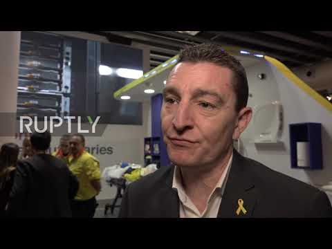 Spain: 5G-connected Ambulance Unveiled At Barcelona Mobile World Congress