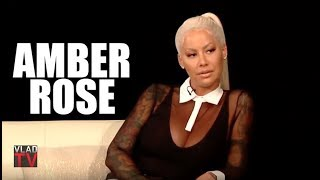 Amber Rose Gives Her Definition of a 'Sl*t', Reacts to Men Being 'Sl*t Makers' (Part 2)