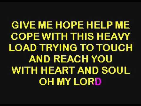 George Harrison   Give Me Love Give Me Peace On Earth SC Karaoke [karaoke]