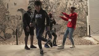 Young Thug - Hot ft. Gunna & Travis Scott [Dance Video]