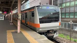 E233系0番代八トタT71編成