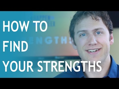 How to find your Strengths (What are your Signature Strengths?)