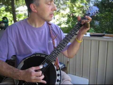 I Cant Be Satisfied Muddy Waters Banjitar Guitjo 6 string banjo bottleneck