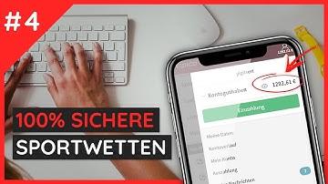 SPORTWETTEN TRICK - 800€ OHNE RISIKO verdienen #4 | Online Geld verdienen 2019 | NetCash