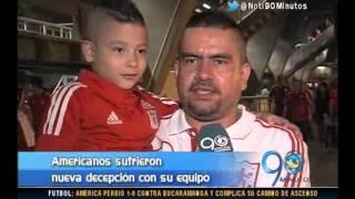 Noviembre 24 de 2015  América perdió con Bucaramanga y complicó su camino al ascenso