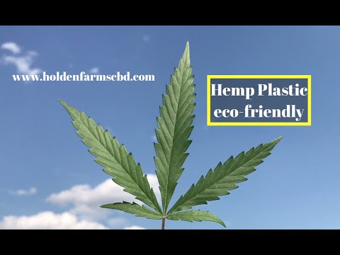 Holden Farms CBD – Hemp Plastic