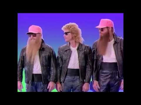 ZZ Top - Velcro Fly (Official Music Video)