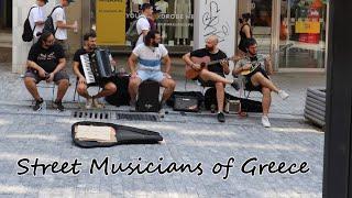Street Musicians of Greece , New Normal 2020 || Worldwide Street Musician