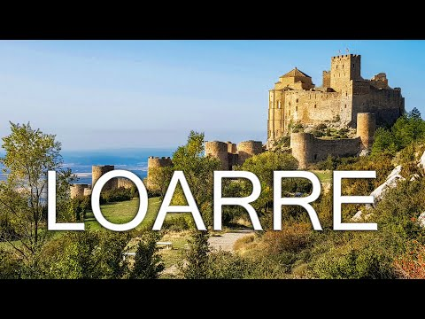 Castillo de LOARRE y Monasterio de SAN JUAN DE LA PEÑA (Huesca / Aragón)