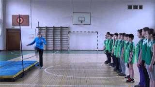 Урок физической культуры Хныкиной АМ