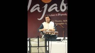 Jajabor - A Tribute to Bhupen Hazarika  | Rahul Sharma and Taufiq Quereshi - 2
