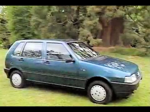 Fiat Uno Test And Review 1990