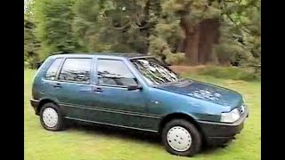Fiat Uno Second series (1989–1995) review