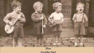 Blue   Freddie Hart