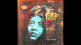 Shirley Horn - Love For Sale (Mercury Records 1962)