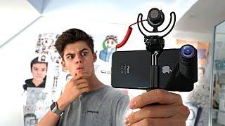 Das perfekte Vlog-Setup für Anfänger! | Oskar