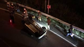 2017/6/24 AM1:45頃に発生した事故現場の様子1 thumbnail