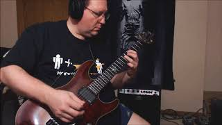 Schecter Damien 6 Elite FR gets more care (new sound samples)