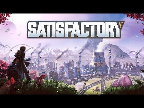 Satisfactory [Deutsch] Early Access Gameplay #58 Längere Leitung - Lange Leitung!
