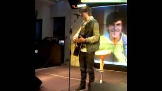 Sebastian Wurth - Lilly's Song & You let the sun go down Live in München