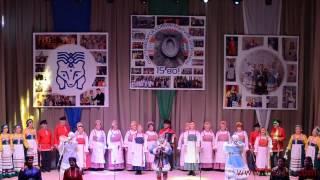 Центр Коми культуры Сыктывкара 15-летие