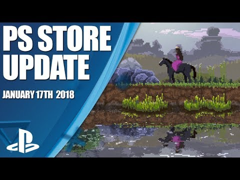 PlayStation Store Highlights - 17th January 2018