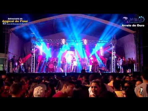 Arreio de Ouro - Laranjinha - Em Angical do Piauí festa de emancipação política 63 anos