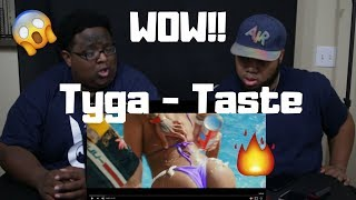 Tyga - Taste (Official Video) ft. Offset   REACTION