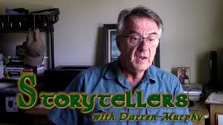 """Storytellers with Darren Murphy"" Episode 12 Promo- Cottage Cove (Season One Finale)"
