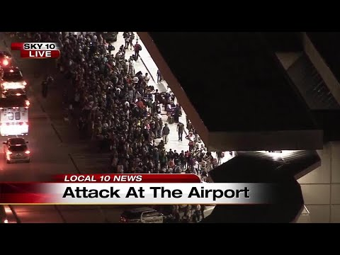 Fort Lauderdale airport to re-open at 5 a.m. after shooting