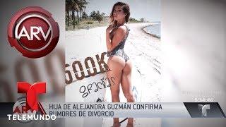 Frida Sofía rompe el silencio frente a su divorcio | Al Rojo Vivo | Telemundo
