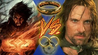 The Lord Of The Rings VS The Wheel Of Time