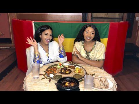 Ethiopian Food Mukbang!!