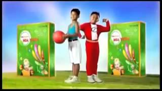 Phim quảng cáo cốm Hoa Thiên Quang cáo cho bé ăn nhanh - PQC092